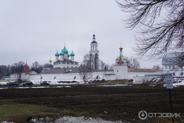 Свято-Введенский Толгский женский монастырь (Россия, Ярославль) фото