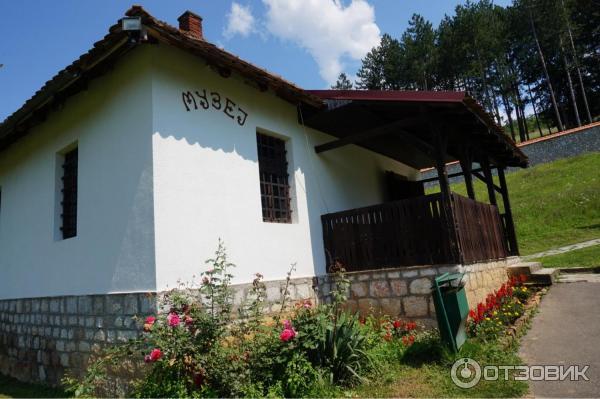 Музей Св. Николая в монастыре Лелич