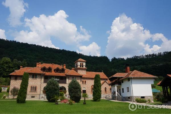 Монастырь Челие
