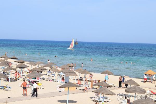 хаммамет бич тунис