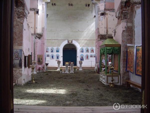 Собор внутри