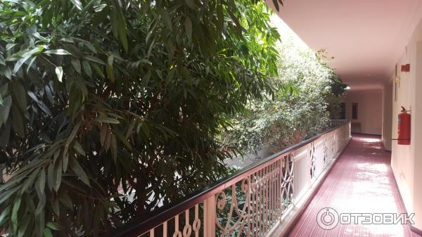 монастир отели