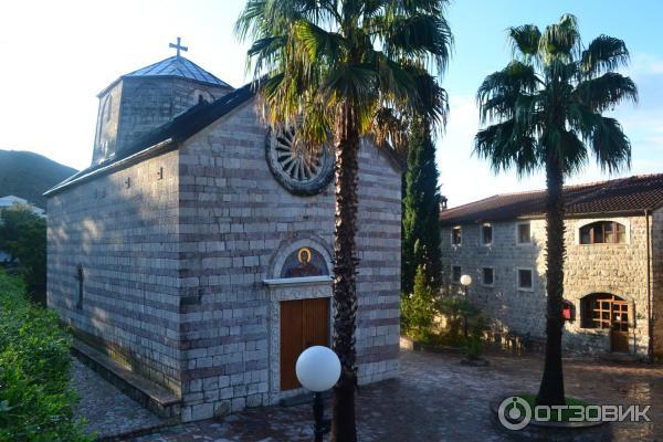 Монастырь Подмаине (Черногория, Будва) фото