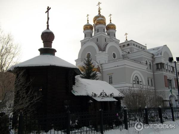 Храм-на Крови (Россия, Екатеринбург)