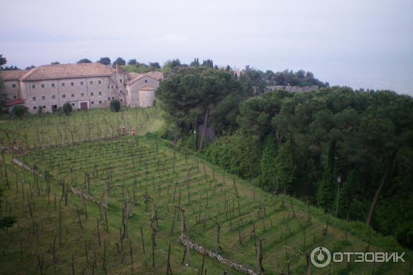 Паломничество в Монтекассино. Италия фото