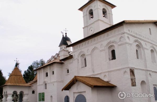 Свято-Троицкий Александра Свирского мужской монастырь (Россия, Старая Слобода) фото