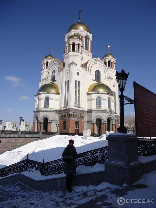 Храм-на Крови (Россия, Екатеринбург) фото