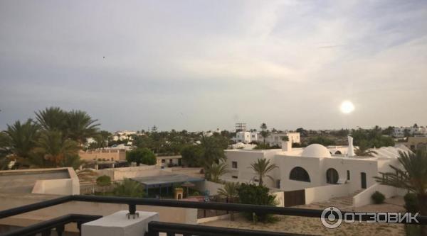 отель аль джазира джерба обзор