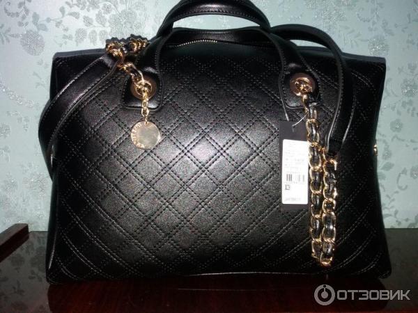 8fa613ff0147 Отзыв о Сумка женская Love Republic   Вместительная удобная сумка.