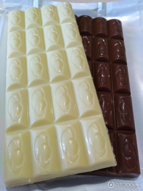 Картинка белый шоколад воздушный