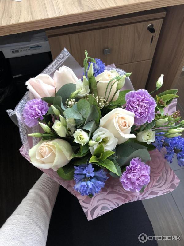 Доставка цветов флорист отзывы
