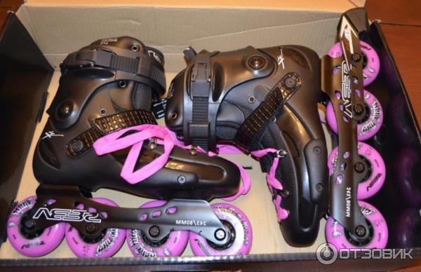 fec388b0e53077 Отзыв о Роликовые коньки Seba FRX W 2015 | Идеальные ролики для девушек