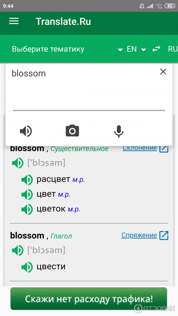 Приложения для перевода фото в текст