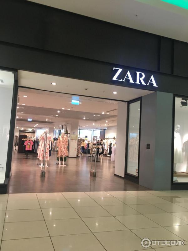 Zara Где Есть Магазины
