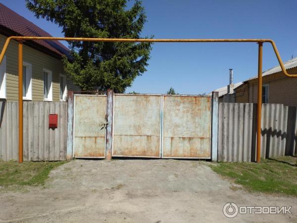 Чем покрасить ворота