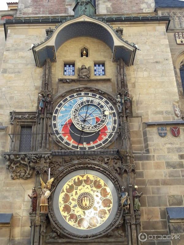 Старые часы в праге фото адрес