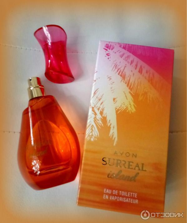 Avon surreal island fragrantica купить наборы косметики на новый год