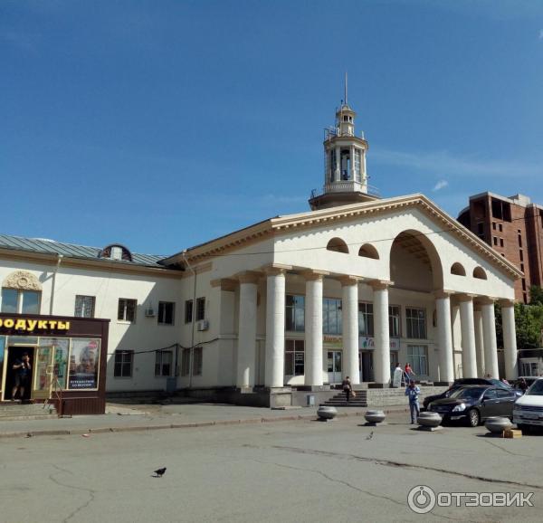 показать фото автовокзала города красноярска него верхней
