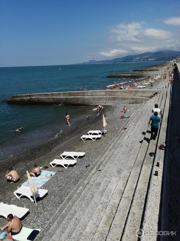 стиклс проявился пляж жд адлер фото отзывы черноморский бычок