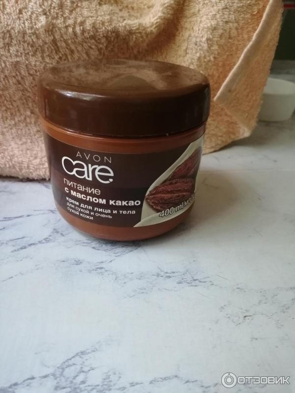 Крем эйвон с маслом какао отзывы мастер класс косметика купить