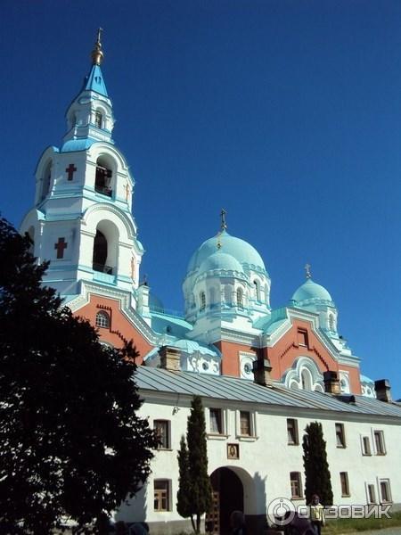 Экскурсия в Спасо-Преображенский мужской монастырь (Валаам, Карелия) фото