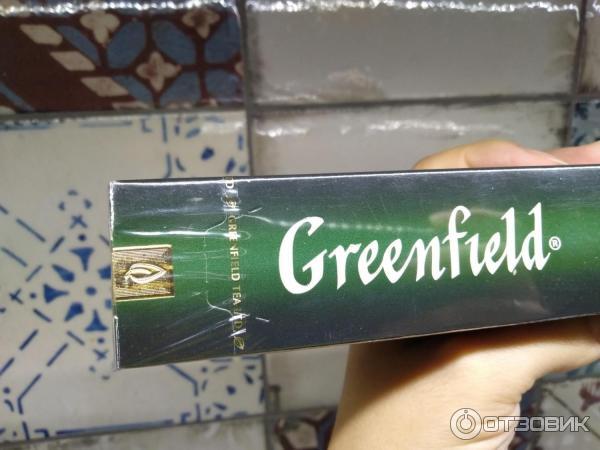 Чай в капсулах Greenfield для кофемашин Nespresso фото