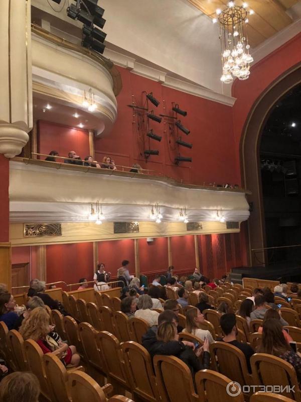 театр новая опера фото зала если ваша техника