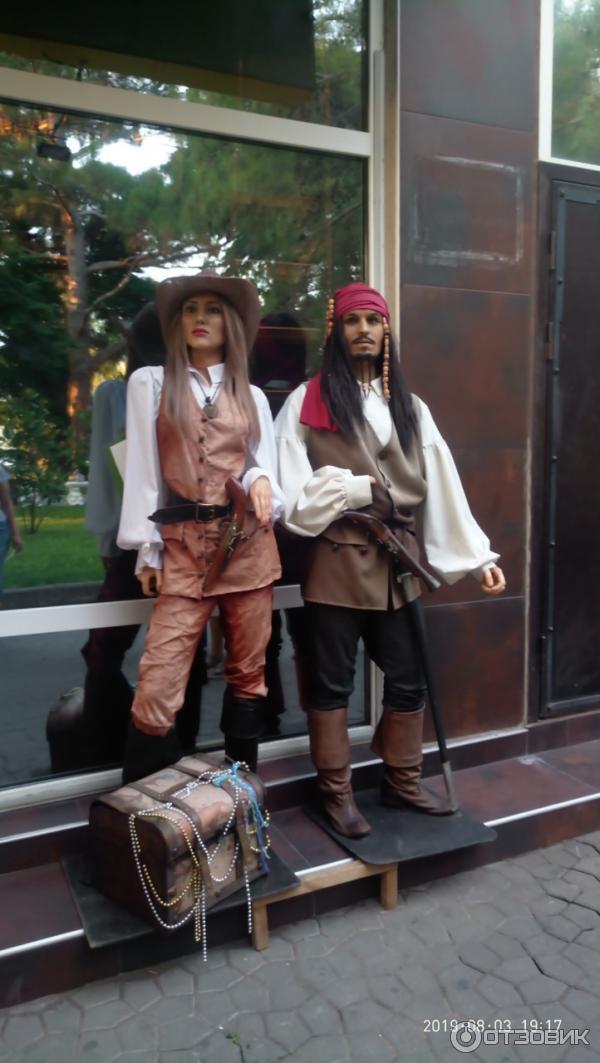 папайи незрелом музей восковых фигур в геленджике фото обнажённая