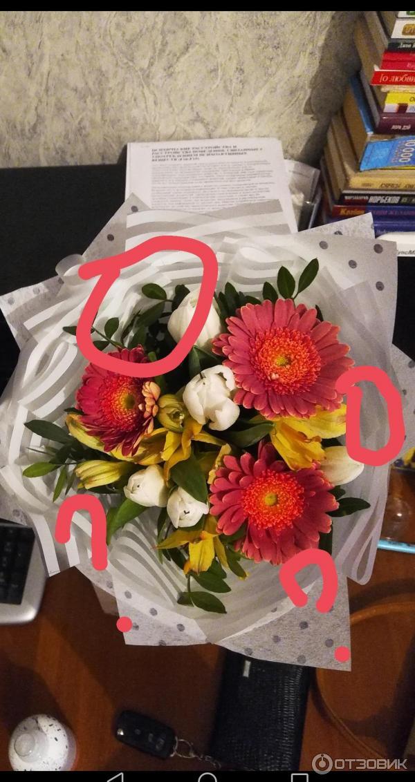 Служба доставки цветов кузнецовск, оригинальные для свадьбы