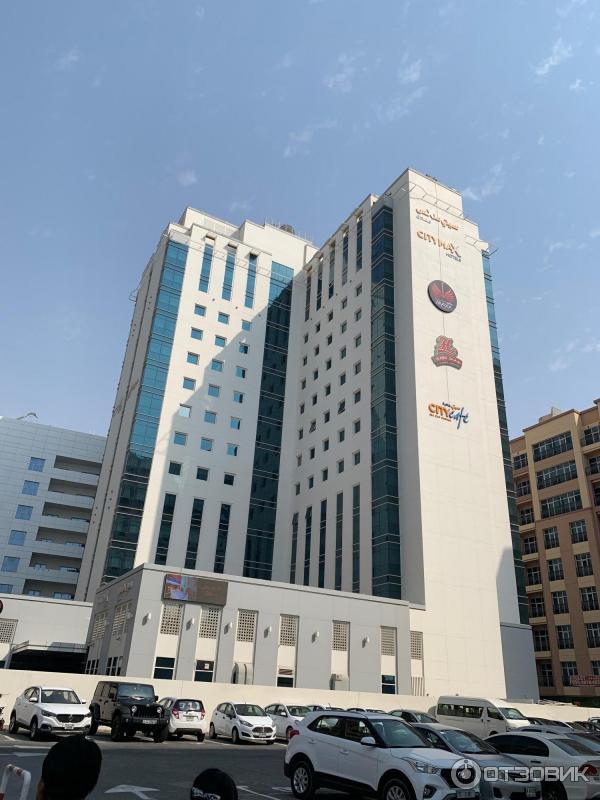 отель citymax al barsha 3 оаэ дубай