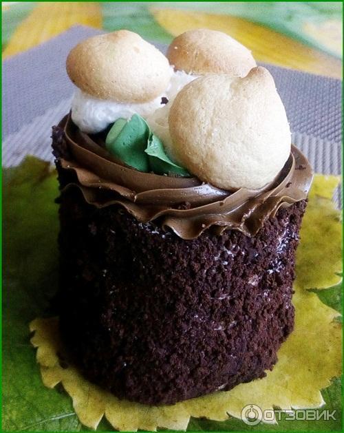 пирожное пенек рецепт с фото по госту самом деле