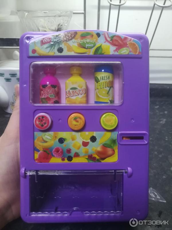 Игровой набор автомат с напитками в фикс прайсе игровые автоматы с бонусами играть бесплатно без регистрации