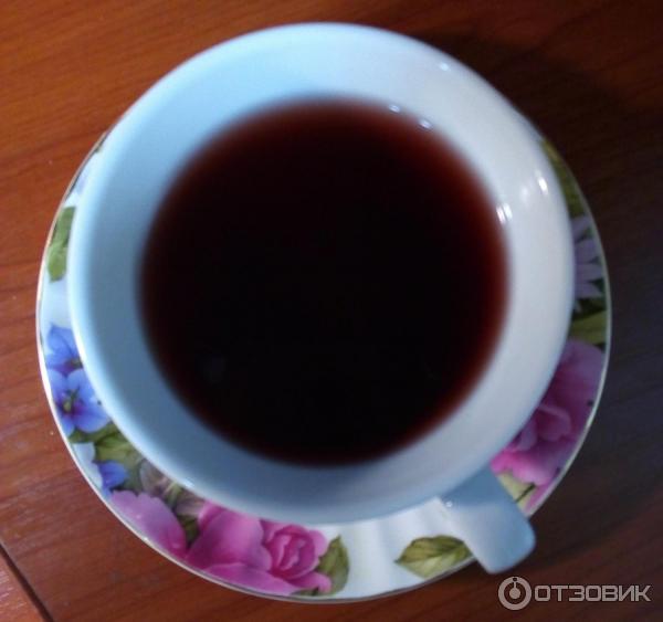 Чай похудей каркаде