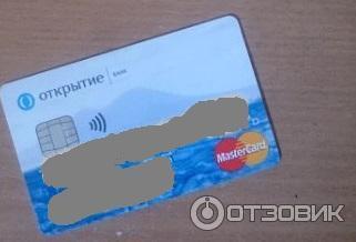 Банк открытие дебетовая карта с кэшбэком отзывы