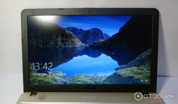 Экран ноутбука Asus X541N