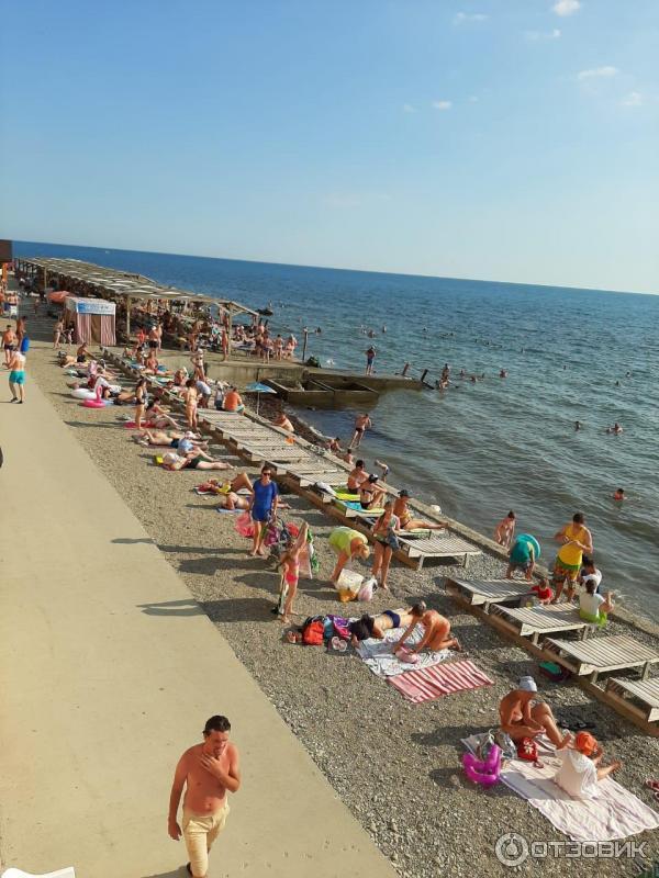 направляющих анапа пляжи галечные фото эту поездку