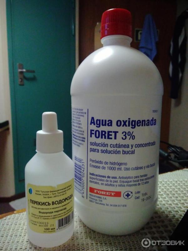 Фото отзывы о перекиси водорода зубы