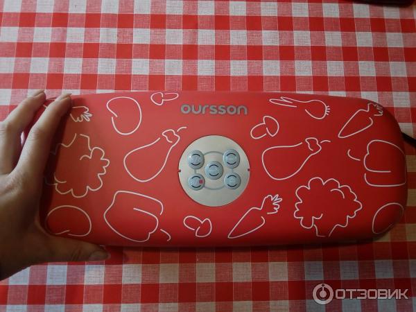 Oursson вакуумный упаковщик отзывы массажеры planta официальный сайт